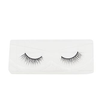 Visionary lashes # 001 (4 10 mm, light volume) 263452 1pair