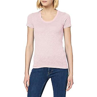 Marc O'Polo 2226151057 T-Shirt, Rose (Bleached Berry 615), Petite Femme