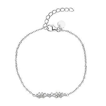 NOELANI Sterling 925 silver women's bracelet, with zircons(2)