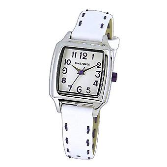 Time Force Analog Quartz Watch Child with Leather Strap TF4114B06