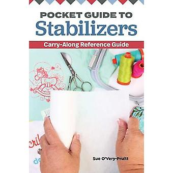 Pocket Guide to Stabilizers Landauer Handy 4x6 CarryAlong Sewing Reference on Stabilizers for Woven Sheer Knit and Napped Fabrics How to Choose  Fabric  More CarryAlong Reference Guide