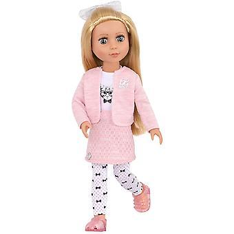 FengChun Puppen von Battat - Fifer 36cm Fashion Doll – Spielzeug, Kleidung und Accessoires für Mädchen