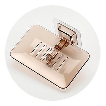 Cuarto de baño Ducha Jabón Platos Drenar Soporte de esponja