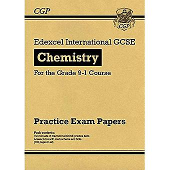 New Edexcel International GCSE Chemistry Practice Papers - for the Grade 9-1 Course