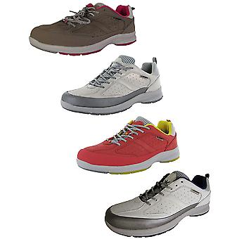 Allrounder Womens Dalina Lace Up Oxford Sneaker Shoes
