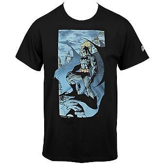 Batman The Dark Knight Returns Gargoyle Jim Lee Comic Image T-Shirt