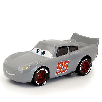 New Cars 95 Dinosaur Gray Mcqueen Racing Alloy Children's Toy Car Model ES12889