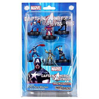 ヒーロークリックス・マーベルのキャプテン・アメリカとアベンジャーズ - ファスト・フォース