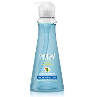 Method Products Dish Soap, Sea Mineral 18OZ(case of 6)