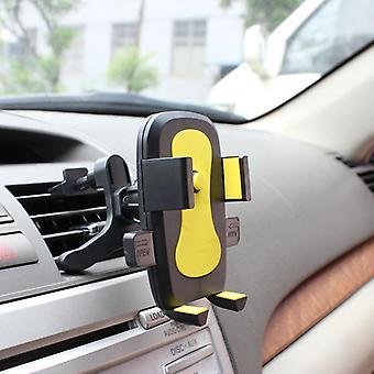 Auton ilmanpoisto matkapuhelimen pidike