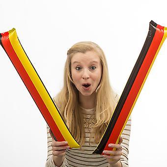 German Flag Clappers