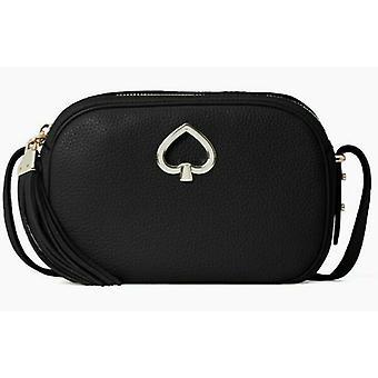 Kate Spade Kourtney Leather Camera Bag WKRU6817 Crossbody