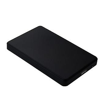 2,5 hüvelykes HDD SSD ház Sata usb 3.0 adapter ingyenes 5 Gbps Box merevlemez tok támogatás 2 TB HDD