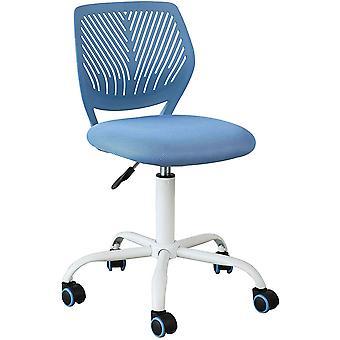 SoBuy Verstelbare Draaibare Bureaustoel Bureaustoel,FST64-BL