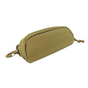 2 Pcs Outdoor Portable Shockproof Glasses Case Protective Box