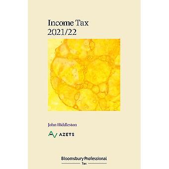 ブルームズベリープロフェッショナル所得税 2021/22