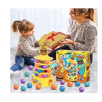Tower Stacking Fun Társasjáték Gyerekeknek 4-6 felnőtt egyensúly felfüggeszti családi játékok