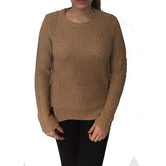 Zara Damen Casual Split Detail stricken Pullover in