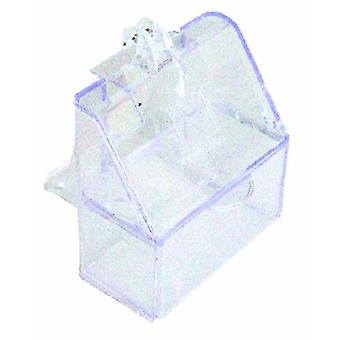 Voltrega Exterior Bird Feeders 750 (Birds , Feeders & Water Dispensers , For Cages)
