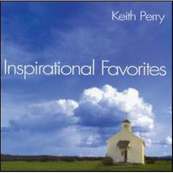 Keith Perry - Inspirational Favorites [CD] USA import
