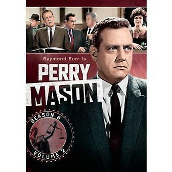 Perry Mason: Vol. 2-saison 8 importer des USA [DVD]
