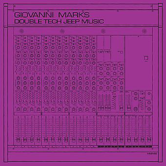 Giovanni Marks - Double Tech Jeep Music [Vinyl] USA import