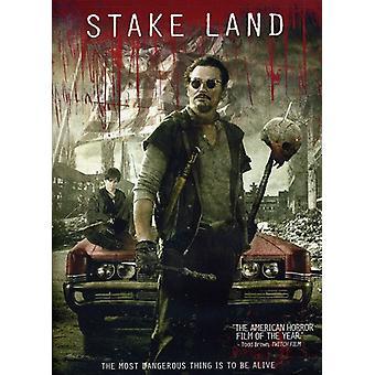 Stake Land [DVD] USA import