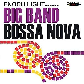 Enoch Light - Big Band Bossa Nova [CD] USA import