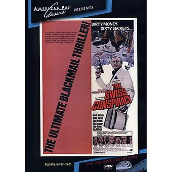 Importer des USA [DVD] conspiration suisses (1976)