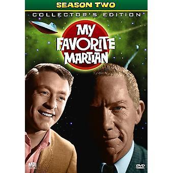 My Favorite Martian: Season 2 [DVD] USA import