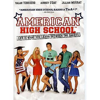 Amerikansk High School [DVD] USA import