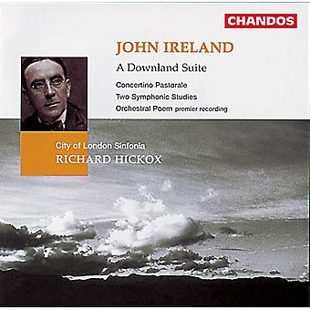 J. Irlande - John Ireland: A Downland Suite [CD] USA import