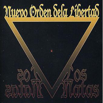 Los Natas - El Nuevo Orden De La Liberta [CD] USA import