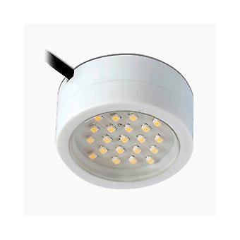 LED Robus Kapitän 2W LED Netz Schrank Licht - weiß