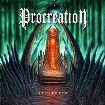 Procreation - Ghostwood [CD] USA import
