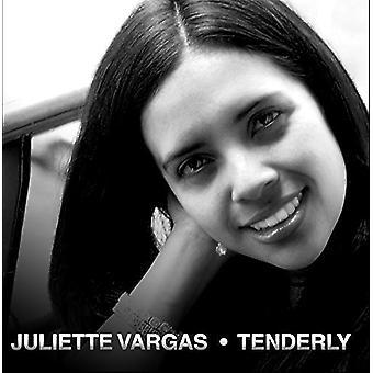Juliette Vargas - tiernamente importación de Estados Unidos [CD]