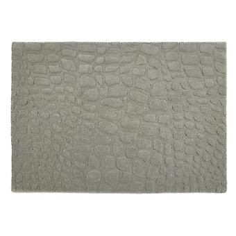 Marbles Grey  Rectangle Rugs Plain/Nearly Plain Rugs