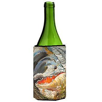 Alligator wijn fles drank isolator Hugger