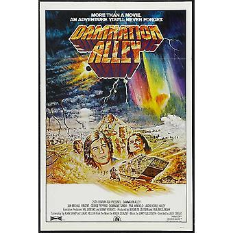 Damnation Alley Movie Poster (27 x 40)