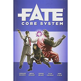 Fate Core System Roleplaying - Book