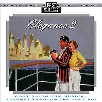 Elegance 2: A Musical Mix From the 30s & 40s Audio CD-Various Artists