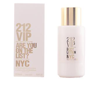 Carolina Herrera 212 Vip Body Lotion 200 Ml für Damen