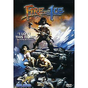 Fire & Ice [DVD] USA import