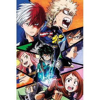 My Hero Academia Group Maxi Poster
