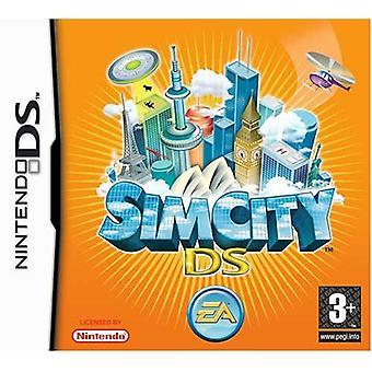 SimCity (Nintendo DS) - As New
