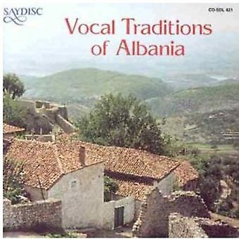Vocal Traditions of Albania - Vocal Traditions of Albania [CD] USA import