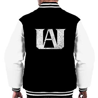 My Hero Academia UA High Men's Varsity Jacket