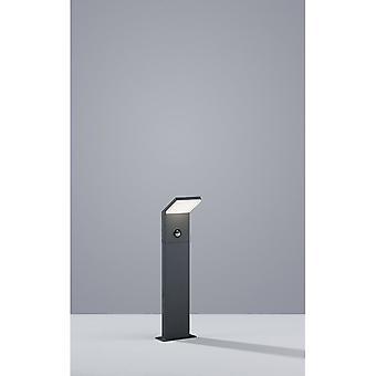 Трио, освещение жемчужина современного антрацит Diecast алюминия полюс