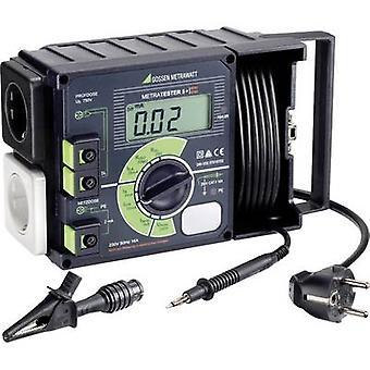 Gossen Metrawatt METRATESTER 5+ Test meter DIN VDE 0701 part 1 - 240, DIN VDE 0702.