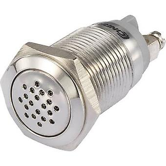 TRU komponenter 1231433 Alarm ekkolodd støyutslipp: 85 dB spenning: 12 V intervall ekkolodd 1 eller flere PCer